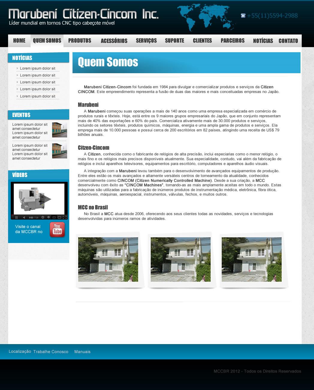Design site MCCBR