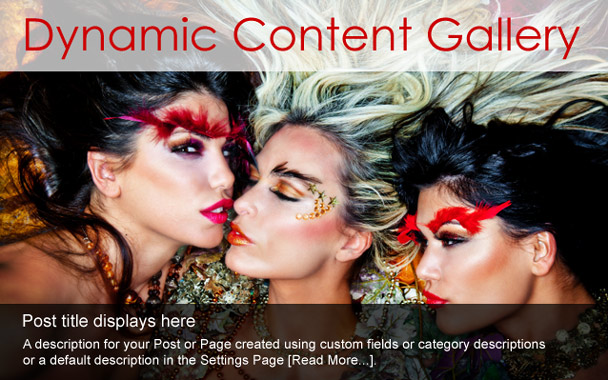Dinamic Content Gallery