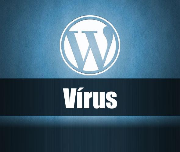 wordpress virus