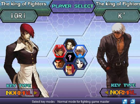 Jogos de Ação – KOF – King of Fighters