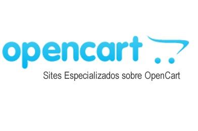 opencart sites especializados sobre