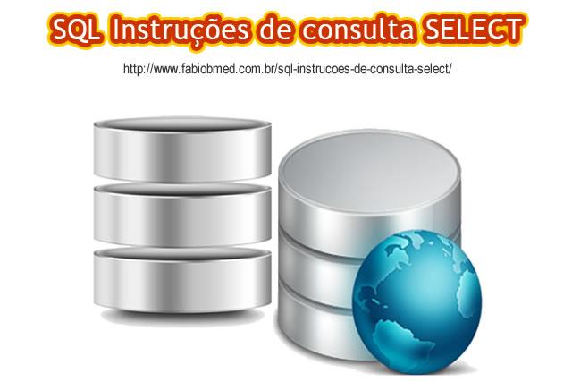 SQL Instruções de consulta SELECT