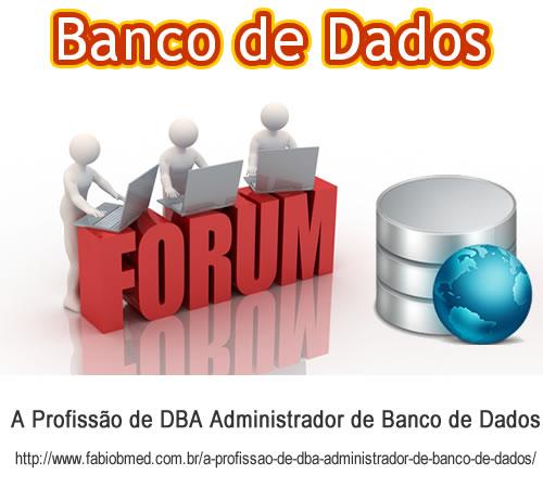 A Profissão de DBA Administrador de Banco de Dados