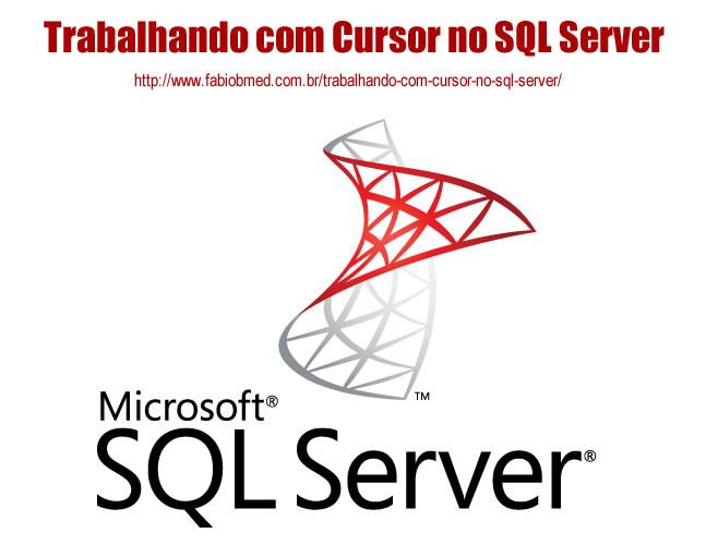 cursor sql server