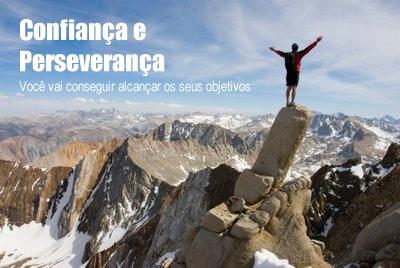 confianca e perseveranca
