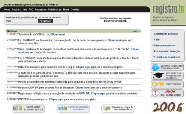 registro br 2006