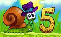 Snail Bob 5 - O jogo do Gary Bob Esponja