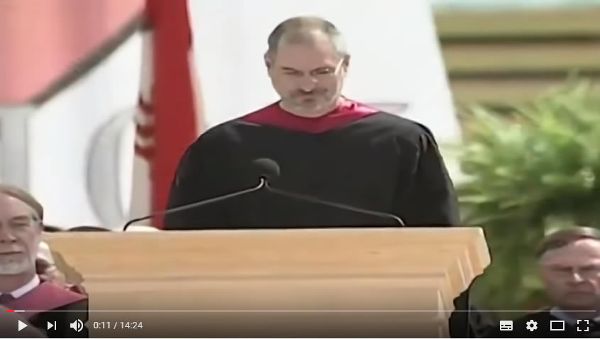 discurso steve jobs stanford
