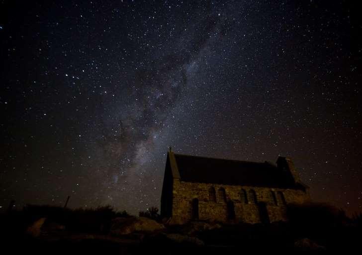 6. Lake Tekapo, Nova Zelândia