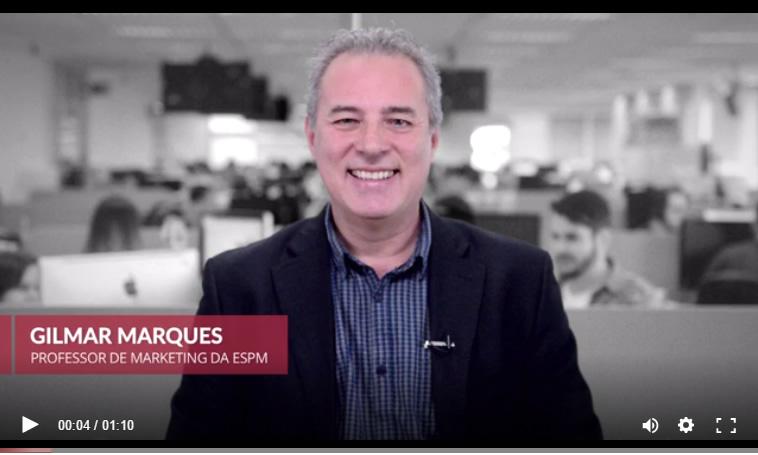 Gilmar Marques Prof Marketing ESPM